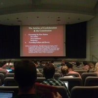 Photo taken at UCF Nicholson School of Communication by Christopher P. on 9/24/2013