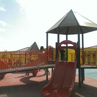 Photo taken at Kid's Cove at Mount Trashmore Park by Kesha P. on 7/13/2013