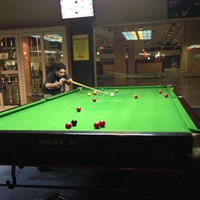Photo taken at Red Ball Snooker by Ayie W. on 2/12/2013