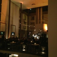 Photo taken at Holbein's Café-Restaurant by Chad P. on 2/15/2013