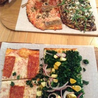 Photo taken at Jules Thin Crust by Banky B. on 5/4/2013