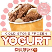 Photo taken at Cold Stone Creamery by Cold Stone Creamery on 10/30/2013