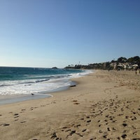 Photo taken at Aliso Beach by Richard D. on 9/26/2013