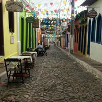 Photo taken at Lençóis by Milene B. on 7/29/2016
