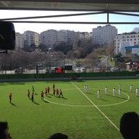 Photo taken at BJK Fulya Tesisleri by Mustafa Ö. on 2/14/2016