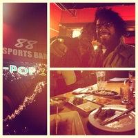 Photo taken at 88 Sports Bar & Korean Grill by Caleb B. on 12/12/2013