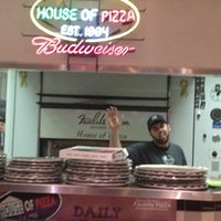 Photo taken at House of Pizza by Tom C. on 4/11/2013
