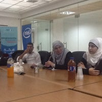 Photo taken at PITA (Palestinian IT Association of Companies) by Alan W. on 10/8/2012