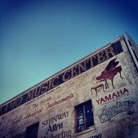 Photo taken at Alamo Music Center by Alan W. on 2/1/2014