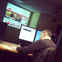 Photo taken at University of Bedfordshire - Business School by Ben H. on 1/29/2014