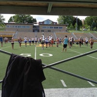 Photo taken at The Rock Bowl @ Loras College by Thien P. on 6/2/2014