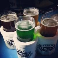Photo taken at Batam Fresh Beer by Rolan g. on 8/2/2014