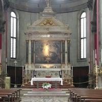 Photo taken at Chiesa di San Salvador by Sevtap D. on 7/23/2016