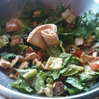 Photo taken at Gables Pizza & Salad by Jaymie A. on 9/27/2012