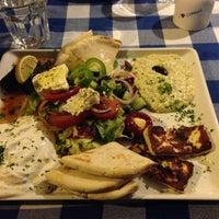 Photo taken at Ravintola Crecian by Virpi V. on 11/30/2012