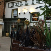 Photo taken at The Bell Inn by Triple P. on 9/13/2014
