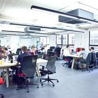 Photo taken at TechHub by TechHub on 10/7/2013