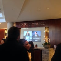 Photo taken at Center for Strategic and International Studies (CSIS) by Mahrinah L. on 11/18/2014