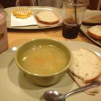Photo taken at Panera Bread by Daniela F. on 9/28/2013