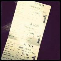 Photo taken at M'Tos 21 by Puspita K. on 12/26/2012