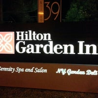 Photo taken at Hilton Garden Inn San Diego Del Mar by Mike H. on 1/30/2013