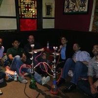 Photo taken at Sphinx Hookah Bar & Cafe by Deepak N. on 9/17/2013