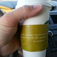 Photo taken at Starbucks by Randall A. on 6/11/2014