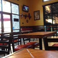 Photo taken at Cazadores Mexican Food by Cindy B. on 7/18/2015