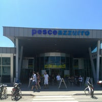 Photo taken at Pesce Azzurro by Davide S. on 6/28/2014