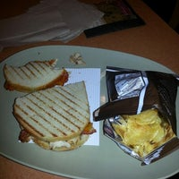 Photo taken at Panera Bread by Anthony H. on 4/23/2013