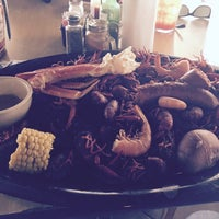 Photo taken at Crabby Daddy by Tracy G. on 4/15/2015