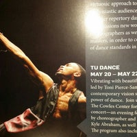 Photo taken at The Cowles Center for Dance & The Performing Arts by Steve J. on 5/22/2016