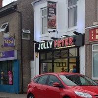 Photo taken at Jolly Fryer by Paul on 7/20/2013