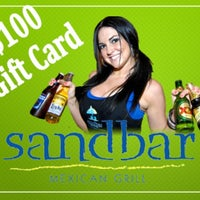 Photo taken at Sandbar Mexican Grill by Wetextdog on 11/15/2012