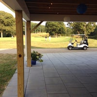 Photo taken at Bay Hills Golf Course by James P. on 9/27/2013