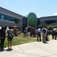 Photo taken at Googleplex - 44 by Stephen D. on 7/17/2014