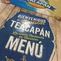 Photo taken at Teacapan Restaurant by Alvaro R. on 10/24/2015
