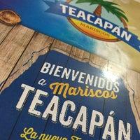 Photo taken at Teacapan Restaurant by Alvaro R. on 7/10/2015