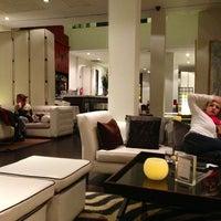 Photo taken at Hotel Pulitzer by Heni V. on 1/19/2013