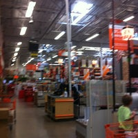 Photo taken at The Home Depot by John W. on 11/3/2012