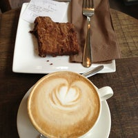 Photo taken at OR Espresso Bar by Hans V. on 3/7/2013
