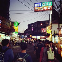 Photo taken at 東海別墅夜市 by Cheryl H. on 4/10/2014