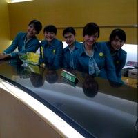 Photo taken at Bank Bukopin by Dwi R. on 3/29/2013