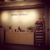 Photo taken at Ashley Stewart Corporate Office by Erica Y. on 4/1/2013