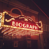 Photo taken at Victory Gardens Biograph Theater by Rasa V. on 8/18/2014