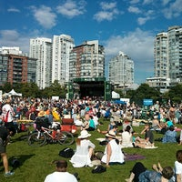 Photo taken at Vancouver International Jazz Festival by Henry W. on 6/30/2013