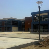 Photo taken at GSB Buca Gençlik Merkezi by Onursal T. on 8/6/2015