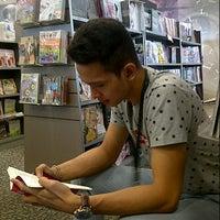 Photo taken at Gramedia by azmy bandjar on 7/17/2013