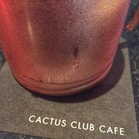 Photo taken at Cactus Club Cafe by Spencer S. on 2/12/2016