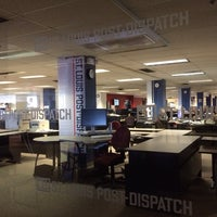 Photo taken at St. Louis Post-Dispatch by Gabe H. on 1/23/2014